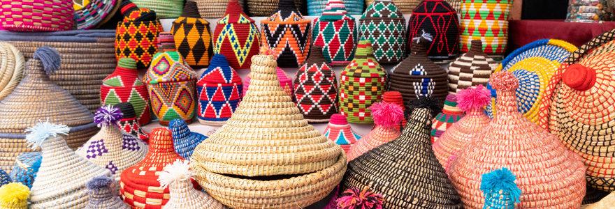 produits d'artisanat marocain